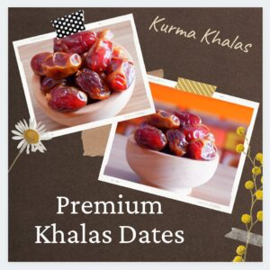 Premium Khalas Dates