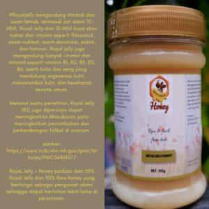 royal jelly madu 150gr