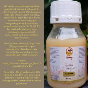 royal jelly madu 250gr