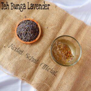 teh bunga lavender